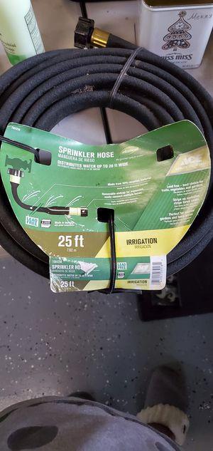 Sprinkler hose 25ft for Sale in Lynnwood, WA