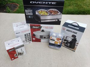 Brand New Kitchen Items! for Sale in Saint Charles, MD