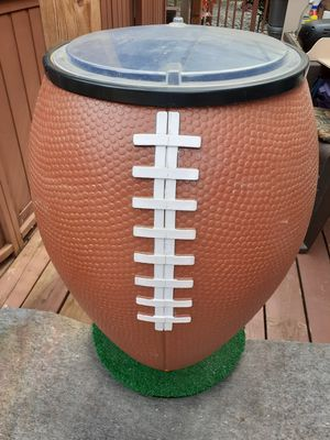 Large football patio deck cooler for Sale in Tacoma, WA
