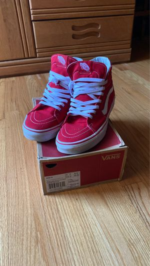 Sk8 high vans size 9 for Sale in West Haven, CT
