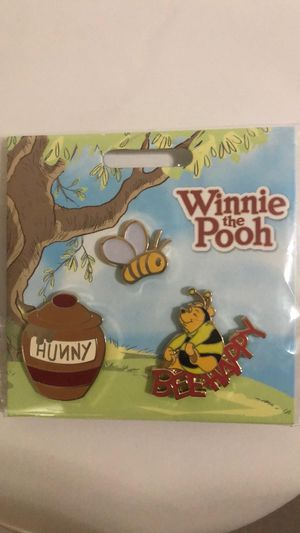 New Disney Winnie The Pooh Pin set for Sale in Glendale, CA