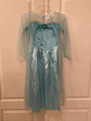 Girl's Frozen Costume Size 7-8 for Sale in Gibsonton, FL
