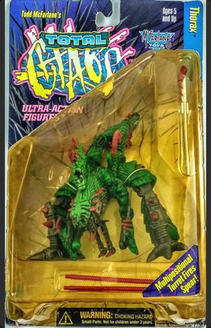 MCFARLANE TOYS THORAX TOTAL CHAOS ACTION FIGURE for Sale in Winter Haven, FL