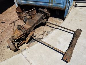 1962 chevy truck stock suspension for Sale in Modesto, CA