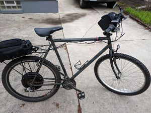 Trek Electric Mountain Bike for Sale in Berkley, MI