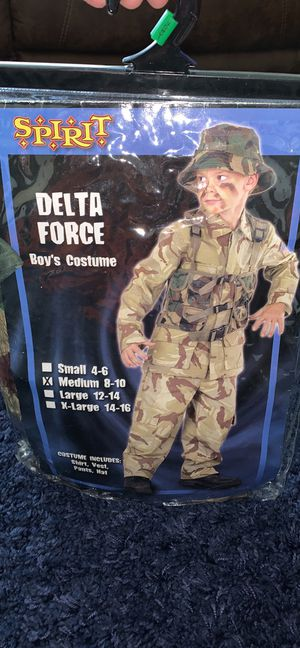 Soldier costume for Sale in Lakewood, CO
