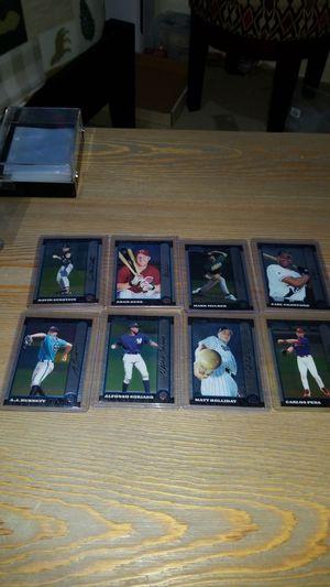 Baseball card- 1999 bowman chrome rc for Sale in Roseburg, OR