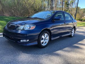 2007 toyota corolla for Sale in Durham, NC
