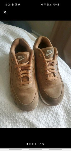 Nike air max 90 flax for Sale in Charleroi, PA