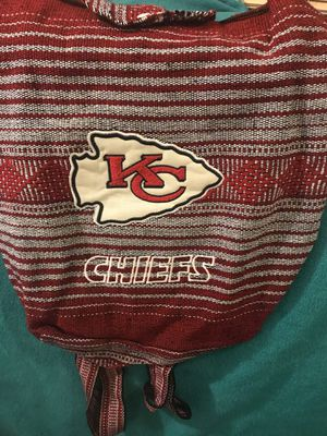 Kansas City Chiefs Backpack for Sale in Pico Rivera, CA