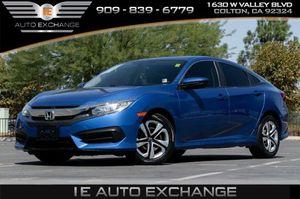 2017 Honda Civic Sedan for Sale in Colton, CA