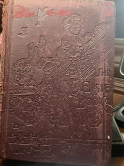 "Antique Book The Elsie Books ""Martha Finley"" 1868 for Sale in Fort Myers,  FL"