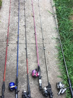 Fishing Poles And Tackle for Sale in Bristol,  RI