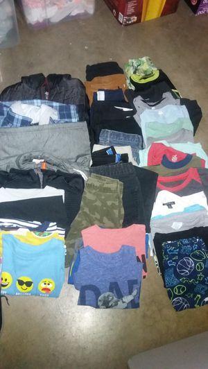 Boy 7/8 clothes lot for Sale in San Bernardino, CA