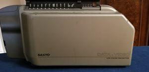 Sanyo Projector for Sale in Modesto, CA