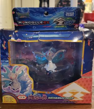 Moncolle EX monster collection Pokemon figure ezw_04 for Sale in Citrus Heights, CA