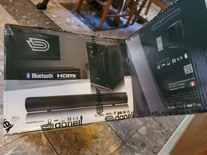 Bluetooth wireless home theater brand new for Sale in Irving, TX
