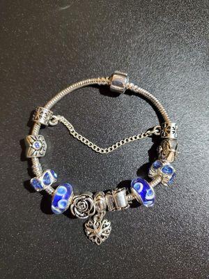 925 sterling silver bracelet for Sale in Charlotte, NC