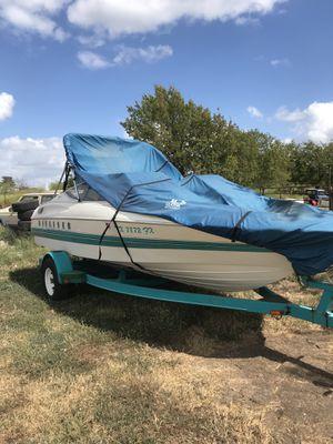 92 bayliner Boat 2 stroke for Sale in Burleson, TX