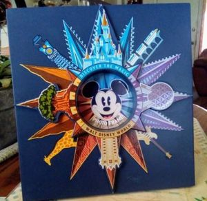 Disney Compass Picture Frame for Sale in Fresno, CA