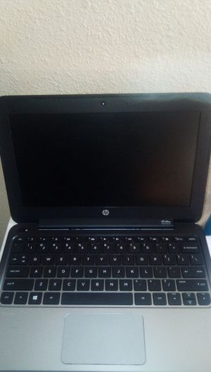 Hp notebook laptop for Sale in City of Industry, CA