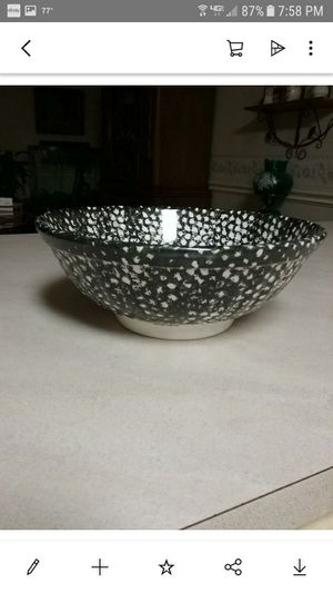 Bowl from Italy for Sale in Milton, FL