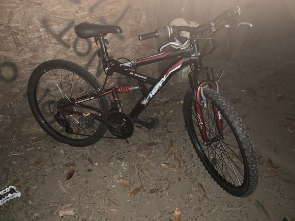 26 in mountain bike in great shape!!!