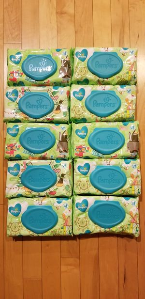 Pamper wipes for Sale in Olympia, WA
