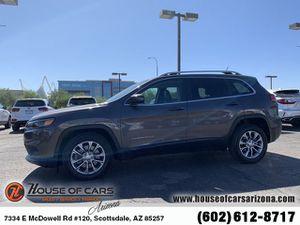 2019 Jeep Cherokee for Sale in Scottsdale, AZ