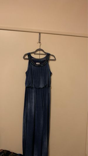 Signature by Robbie Bee maxi dress size L for Sale in Chula Vista, CA