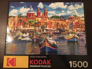 1500pc puzzle for Sale in Orlando, FL
