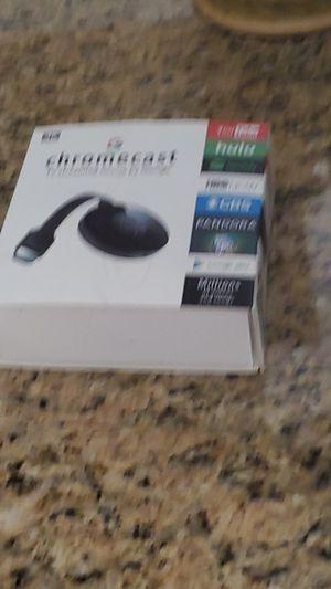 Google chromecast for Sale in Nuevo, CA