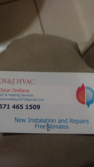 Air condition and heating service for Sale in Hillcrest Heights, MD
