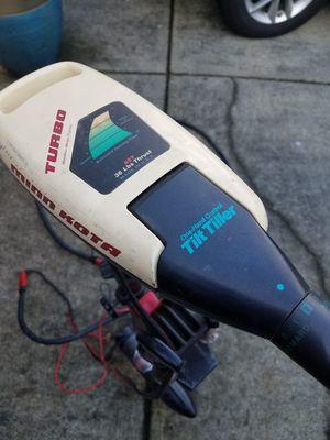 Minn Kota, 36lb thrust trolling motor for Sale in Snohomish, WA