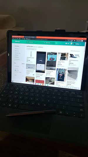 Microsoft surface pro 6 matte black edition for Sale in Arvada, CO