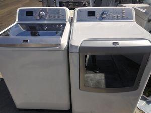 Bravo LX Maytag Washing machine Set for Sale in Santa Ana, CA