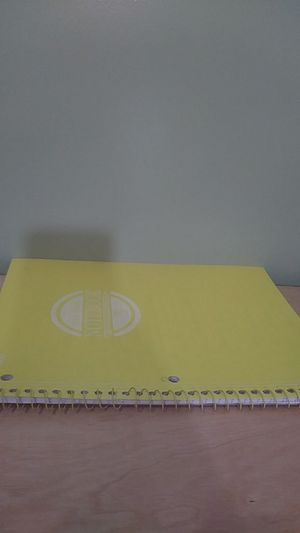 Yellow notebook for Sale in Sacramento, CA