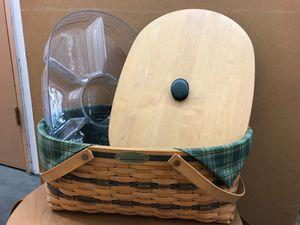 LONGABERGER generosity basket 1999 for Sale in Rancho Santa Margarita, CA