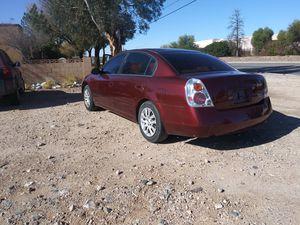 2002. Nissan altima 4 door for Sale in Tucson, AZ