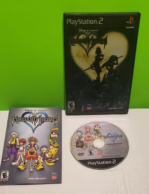 Playstation 2 PS2 Kingdom Hearts for Sale in Reinholds, PA