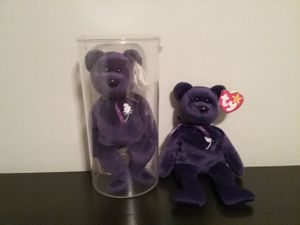 TWO Princess Di Beanie Babies for Sale in Baltimore, MD