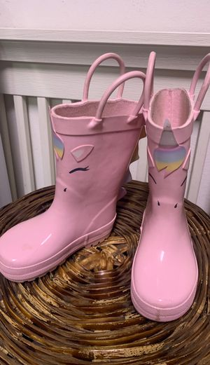 Toddler rain boots for Sale in Los Angeles, CA