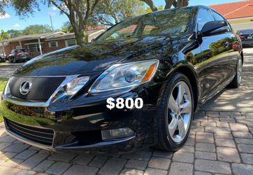 $800-Well maintained🍀2010 Lexus GS🍀-One Owner for Sale in Arlington,  TX