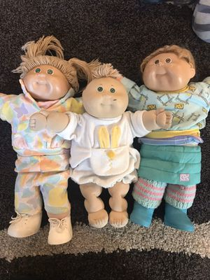 Original cabbage patch dolls for Sale in Federal Way, WA