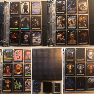 Playstation Experience Binder and Cards for Sale in San Jose, CA
