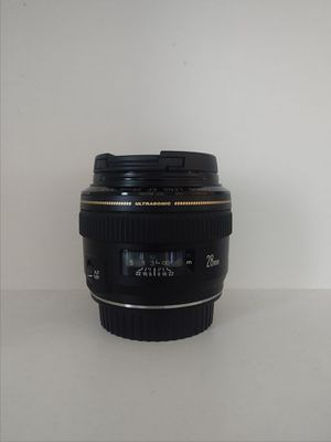 Canon Ultrasonic 28mm camera lens for Sale in Tolleson, AZ