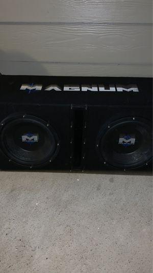 Magnum subwoofer 🔊 for Sale in Nashville, TN