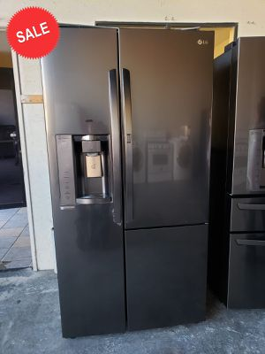💎💎💎LIMITED QUANTITIES! LG Refrigerator Fridge With Icemaker #1539💎💎💎 for Sale in Fontana, CA