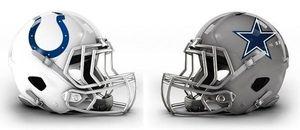 Cowboys vs Colts 8-19-17 for Sale in Arlington, TX