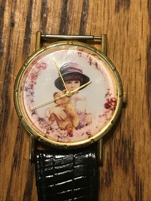 WATCH FACE 18K GOLD for Sale in Madera, CA